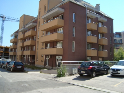 "Three-bedroom apartment in ""Manastirski Livadi"""